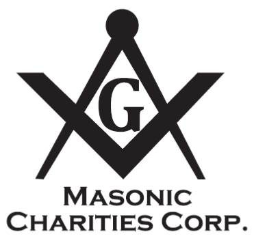 MASONIC CHARITIES CORP. logo screenshot from final shirt art 101514